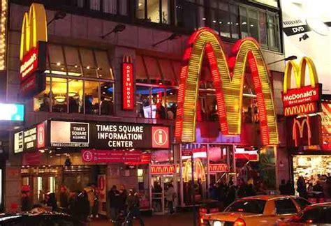 mcdonalds operations management  decisions