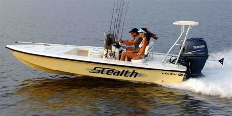 Key West Jon Boat by Types Of Powerboats And Their Uses Boatus