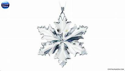 Swarovski Snowflake Ornament Christmas Autopilot Involved Montana