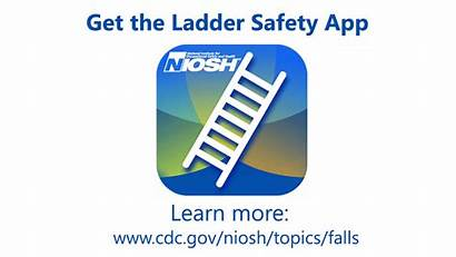 Niosh Safety Ladder Cdc Falls App Topics