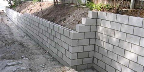 retention wall cost how much does it cost to build a retaining wall