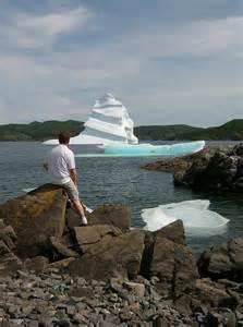 Iceberg Newfoundland and Labrador