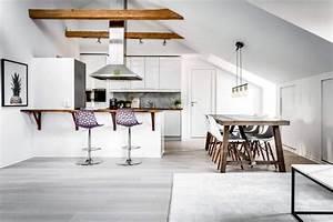 1001 conseils et idees pour la deco cuisine scandinave With idee deco cuisine avec site meuble scandinave