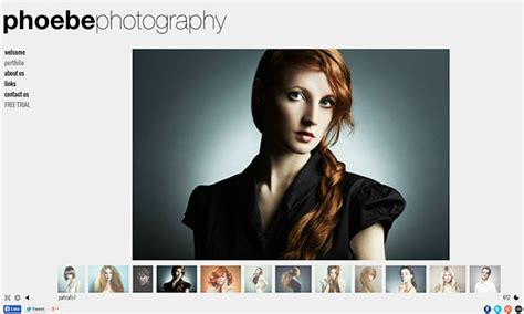 Best Photographer Website Flash Websites For Photographers