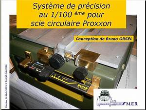 Guide Pour Scie Circulaire : guide pour scie proxxon ~ Dailycaller-alerts.com Idées de Décoration