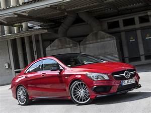 Mercedes Classe Cla Amg : mercedes benz cla 45 amg driven by vadimauto autoevolution ~ Medecine-chirurgie-esthetiques.com Avis de Voitures