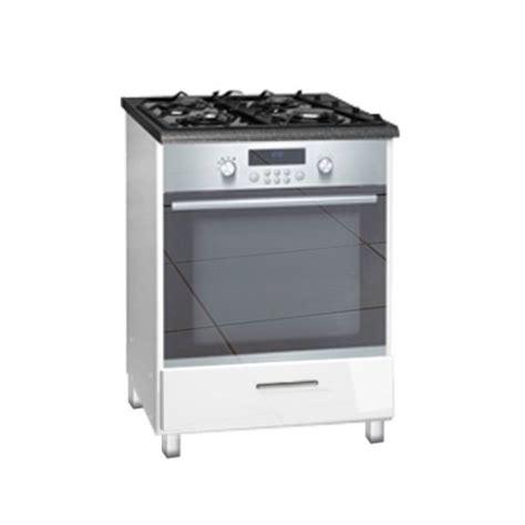 meuble cuisine 60 cm de large meuble de cuisine bas 60 cm pour four encastrable avec