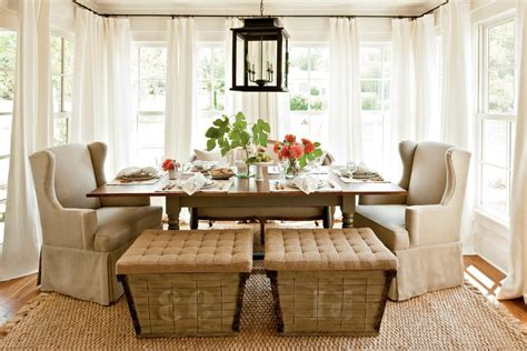 Stylish Dining Room Decorating Ideas Southern Livi With