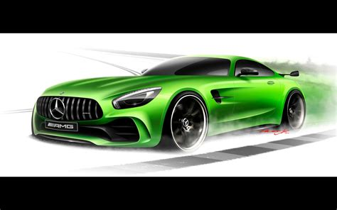 Mercedes Amg Gt Photo by Mercedes Amg Gt R 2017 Wallpapers Hd High Quality And