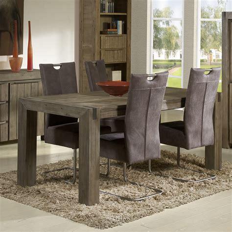 recherche table de salle a manger table de salle a manger contemporaine en acacia ottawa zd1
