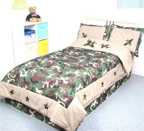 army bedding sets