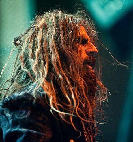 rob zombie dreadlocks rob zombie sheri moon