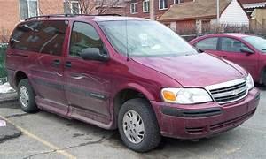 2004 Chevrolet Venture Lt Entertainer