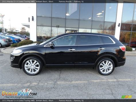 2011 Mazda Cx 9 Grand Touring by Brilliant Black 2011 Mazda Cx 9 Grand Touring Awd Photo 7