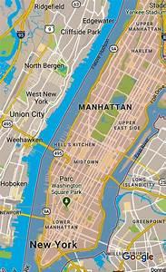Plan De Manhattan : quartiers new york quartiers manhattan dangereux ~ Melissatoandfro.com Idées de Décoration