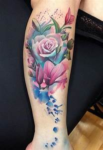 9 Best images about Watercolor tattoos on Pinterest ...