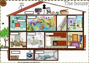 Piece De La Maison En Anglais : anglais les pi ces de la maison voyage sponsoris ~ Preciouscoupons.com Idées de Décoration