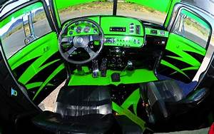 10 Best Custom Big Rig Interiors