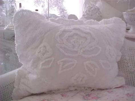 shabby chic velvet blanket 34 best chenille bed spreads images on pinterest