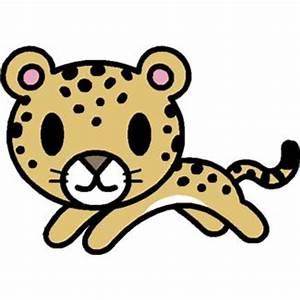 Leopard | Free Images at Clker.com - vector clip art ...