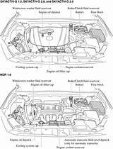 2007 Mazdaspeed 3 Engine Diagram