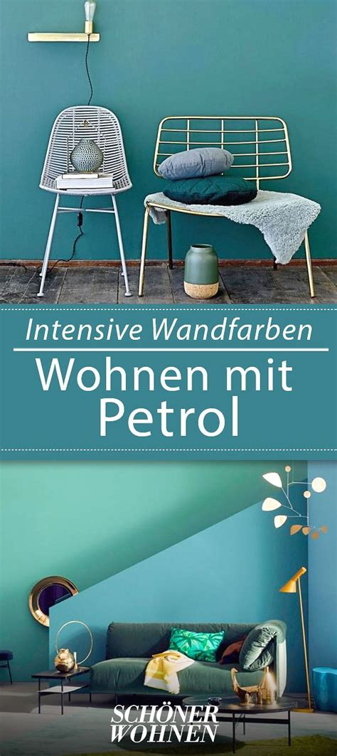 Petrol Wandfarbe Kombinieren by 45 Best Dunkle Wandfarben Images On Grey