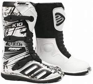 Equipement Moto Cross Destockage : bottes moto cross quad enfant shot k10 motif blanches ~ Dailycaller-alerts.com Idées de Décoration