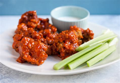 Real Boneless Chicken Wings Recipe  Starting With Actual