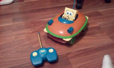 Remote Control Spongebob Car For Sale In Dublin 8, Dublin