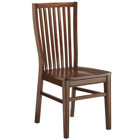 Chair : Ronan Tobacco Brown Dining Chair