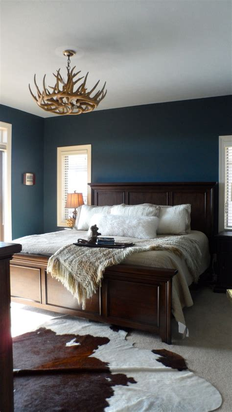 blue color bedroom royal blue painted bed room furnitureteams 10882