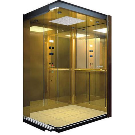 Elevator Cabin by Golden Elevator Cabin For Industrial Premises Rs 80000