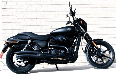 Harley Davidson 500 Picture by Harley Davidson 500 Custom Exhaust Motorcycle