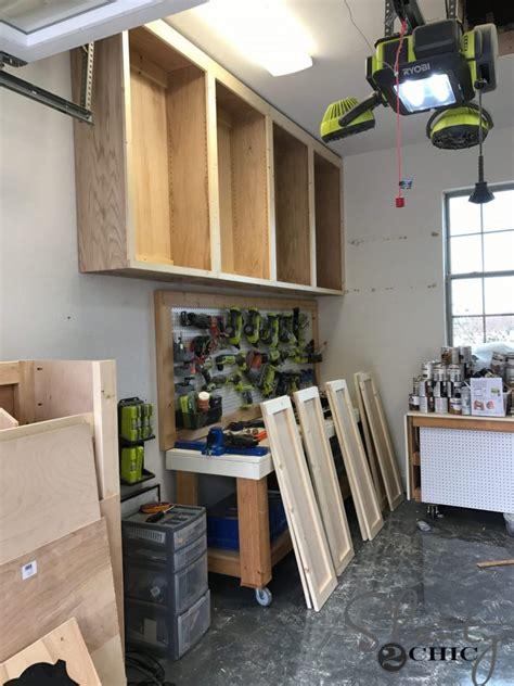 diy craft cabinet diy cabinets for a garage workshop or craft room