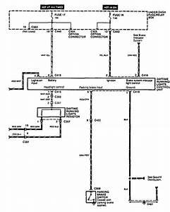 Acura Integra  1995  - Wiring Diagrams