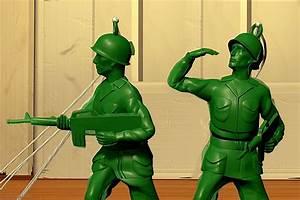 Les Soldats Verts   Toy Story