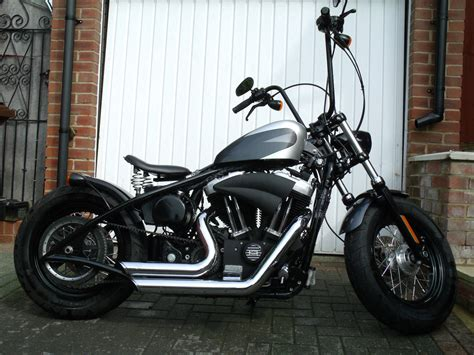 Harley-davidson Xl 1200 X Forty Eight, Bobber, Chopper