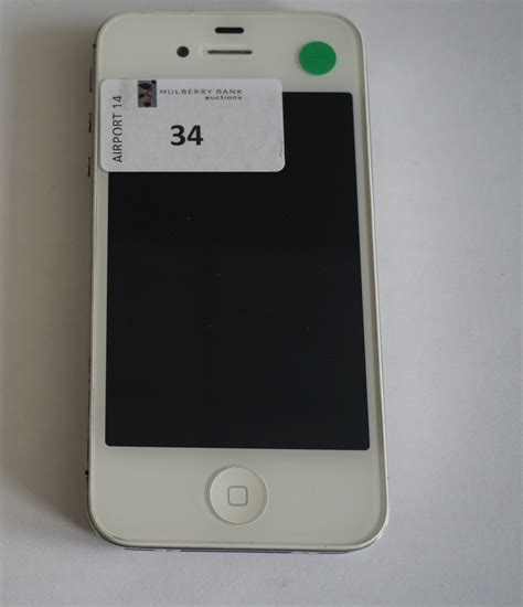 apple iphone 4s 16gb model a1387 imei 013052007874122