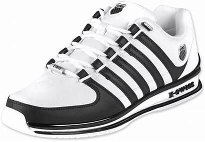 Rinzler Swiss Shoes Kswiss Weiss Schwarz Schuhe