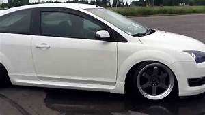 Ford Focus St 225 : ford focus st 225 stance exhaust sound youtube ~ Dode.kayakingforconservation.com Idées de Décoration
