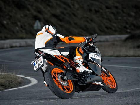 Rc 200 Image by 2014 Ktm Rc 200 Review Top Speed
