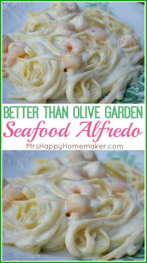 shrimp alfredo olive garden better than olive garden seafood alfredo