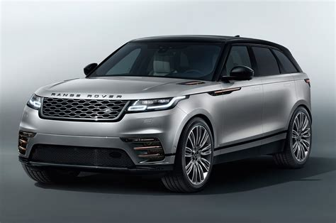land rover styling size up 2018 range rover velar vs the