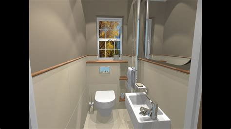 Ideas Small Cloakrooms by Small Cloakroom Ideas With Shower Design Uk
