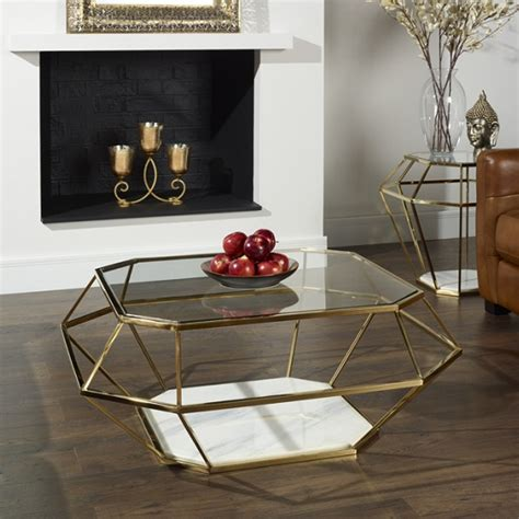 Buy Cheap Clear Glass Coffee Table  Compare Tables Prices