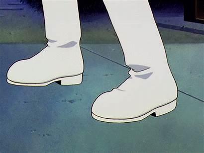 Sakura Cardcaptor Anime Shoes Card Episode Jump