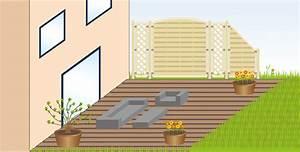 Welches Holz Für Terrasse : sichtschutz z une tore online shop benz24 ~ Frokenaadalensverden.com Haus und Dekorationen