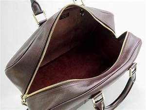 Louis Vuitton Weekender : louis vuitton brown leather men 39 s weekender travel duffle bag at 1stdibs ~ Watch28wear.com Haus und Dekorationen