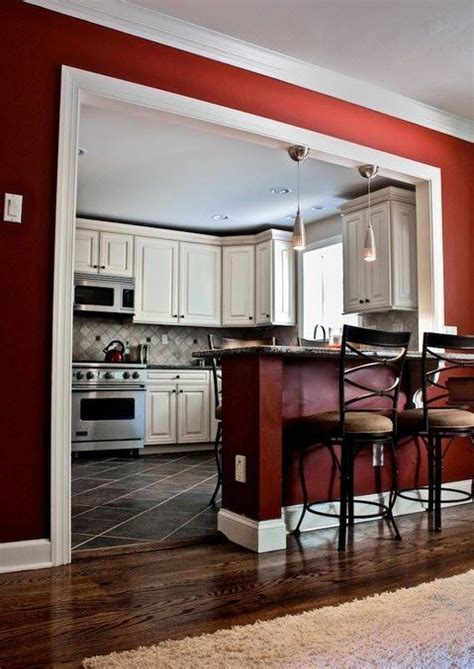 25+ Best Ideas About Red Kitchen Walls On Pinterest Red