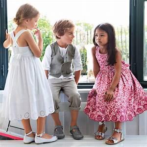 Mariage les plus belles robes de ceremonie pour petites for Vert baudet fille